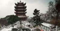 Ghé thăm Hoàng Hạc Lâu kiệt tác nghệ thuật đẹp thơ mộng từ thi văn ra ngoài đời